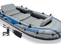 Intex Excursion 5 Inflatable Raft Boat