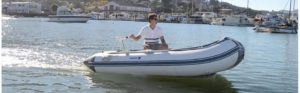 Newport Vessels Dana Inflatable Sport Tender Dinghy Boat