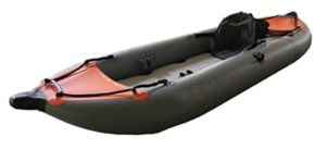Norestar 11 feet Inflatable Fishing Kayak