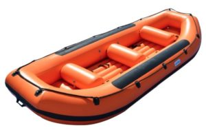 Bris 14.1 Feet Inflatable White Water River Raft