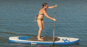 Aquaglide Cascade 10' iSUP inflatable standup paddleboard