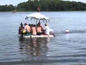 Picnic Pontoon Boat