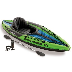 Intex Challenger K1 inflatable kayak