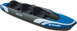 Sevylor Hudson Inflatable Tandem Kayak