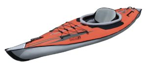 Advanced Elements AE1012-R AdvancedFrame Convertible Inflatable Kayak