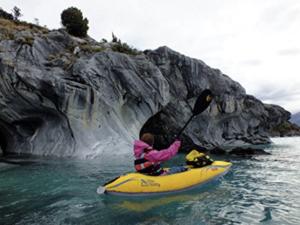 Advanced Elements FireFly Inflatable Kayak - enjoy