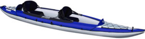Aquaglide Columbia XP Two Person Inflatable Kayak