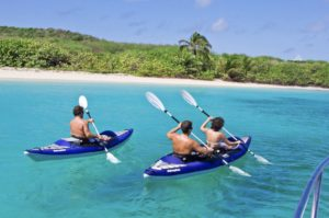 Aquaglide Columbia XP Two Person Inflatable Kayak - available in 1 and 2 person