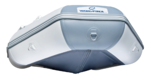 HydroForce Caspian Pro 9ft 3in Inflatable Dinghy Boat - front view