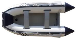 Newport Vessels Santa Cruz Air Mat Floor Inflatable Tender Dinghy Boat - top view