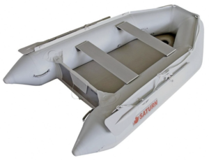 Saturn SD290 Inflatable Dinghy Boat - side view