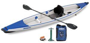 Sea Eagle Razorlite 393rl Pro package Inflatable Kayak