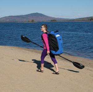 Sea Eagle Razorlite 393rl Pro package Inflatable Kayak - easy transport in backpack
