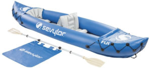 Sevylor Fiji 2-Person inflatable kayak