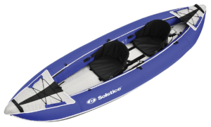 Solstice Durango inflatable kayak