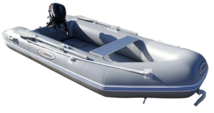 Solstice Sportster 4-Person Runabout Inflatable Dinghy Boat