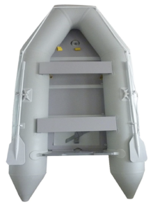 Tangkula New Inflatable Tender Raft Dinghy Boat