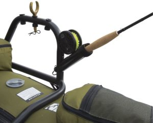 Classic Accessories Colorado Inflatable Pontoon Boat With Motor Mount - detail view