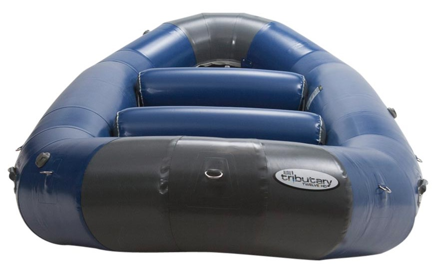 AIRE Tributary Twelve HD Self-Bailing Inflatable White Water River Raft