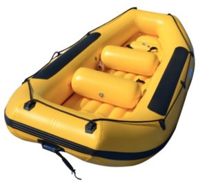 Bris 12 Feet Inflatable Boat White Water River Raft