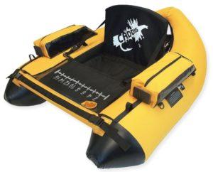 Caddis Sports Premier Plus Inflatable Fishing Float Tube