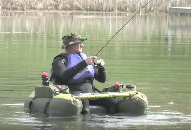 Float Tube Fishing Guide