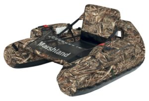 Classic Accessories Marshland Inflatable Fishing Float Tube