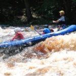 Saturn 13 Feet Inflatable Whitewater Raft - great adventure