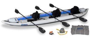 Sea Eagle 465 FastTrack Pro Inflatable Kayak