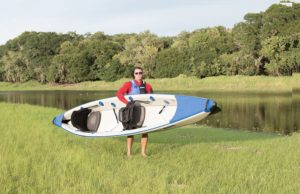 Sea Eagle Razorlite 473rl Inflatable Kayak - easy to carry