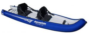 Aquaglide Rogue XP Two Person inflatable kayak