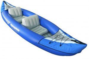 AquaglideYakima Inflatable Kayak Boat