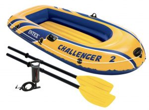 Intex Challenger 2 Inflatable Boat - cheap