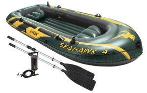 Intex Seahawk 4 Inflatable boat - cheap