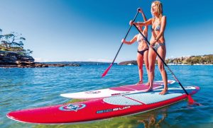 BIC Sport TOUGH-TEC Performer SUP Hard-shell Stand Up Paddleboard