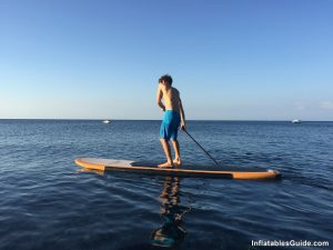 SUP beginners: standup paddle boarding strokes
