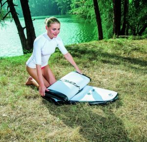 Bestway HydroForce Wave Edge 10'2 Standup Paddleboard SUP - easy to inflate