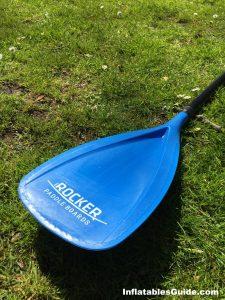 iRocker Cruiser SUP - light weight fiber glass paddle