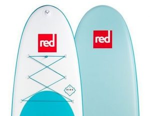 Red Paddle Co Ride 10'6'' MSL 2018 Inflatable Standup Paddleboard