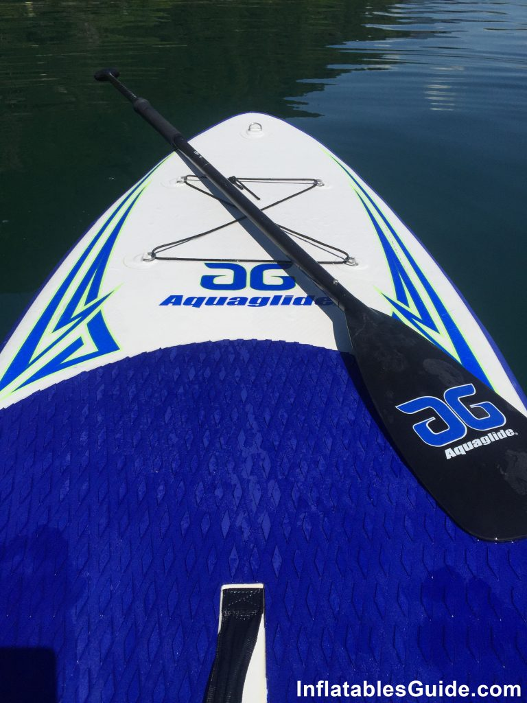 Aquaglide Cascade 10ft inflatable SUP