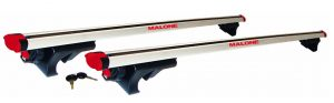 Malone Auto Racks AirFlow Universal Cross Rail System