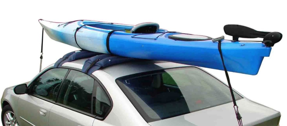 Malone HandiRack Inflatable Universal Roof Top Rack - kayak carrier
