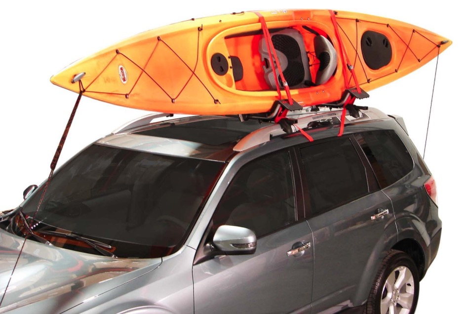 Malone J-Downloader Kayak Carrier - Kayak Roof Rack