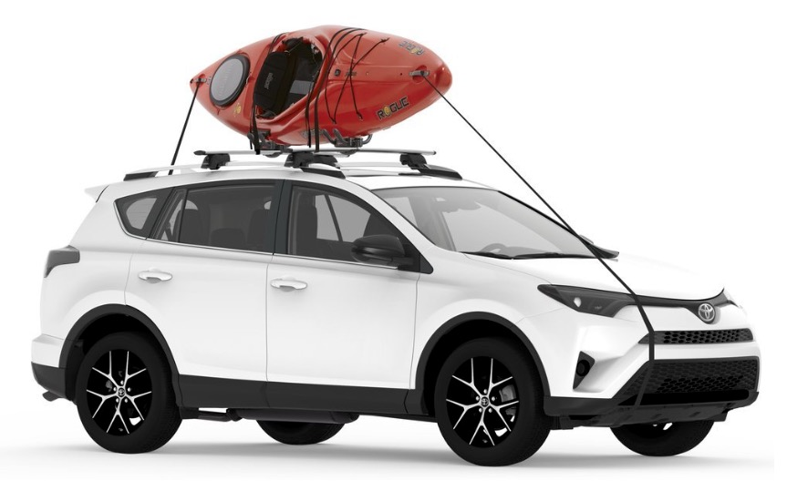 Yakima JayHook Kayak Carrier - Car Roof Rack