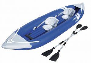 HydroForce Bolt X2 Inflatable Kayak