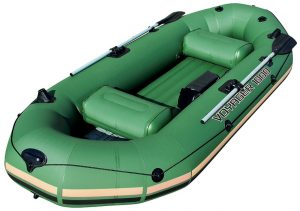 HydroForce Voyager 1000 Inflatable Raft - 2 Adults 1 Child suitable