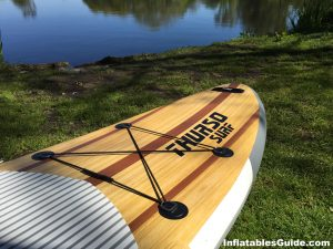 Thurso Surf Waterwalker 10'6 iSUP - D rings