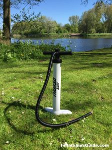 Thurso Surf Waterwalker SUP - dual action high pressure paddleboard pump
