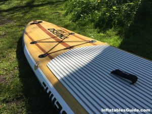 Thurso Surf Waterwalker SUP - great performance and features